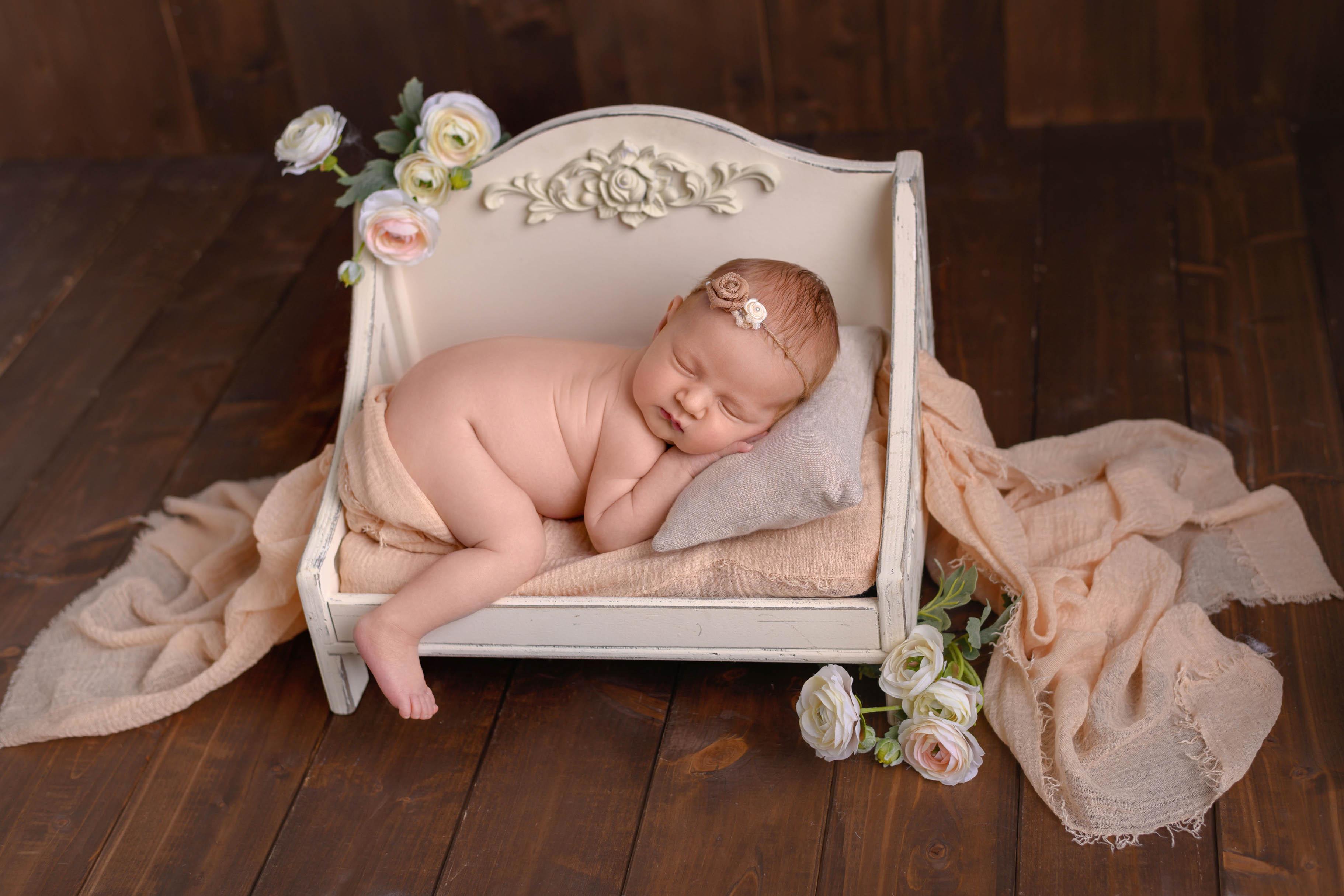 Neugeborenen, Babybauch und Baby Fotografie in Singen